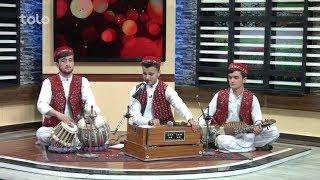 بامدادخوش - موسیقی - در این بخش آهنگهای زیبا را توسط وسیم انوری تماشا کنید