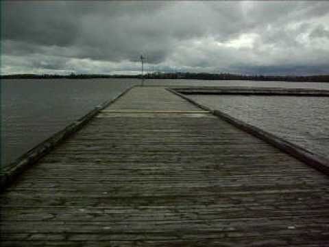 Government dock in Dryden Ontario