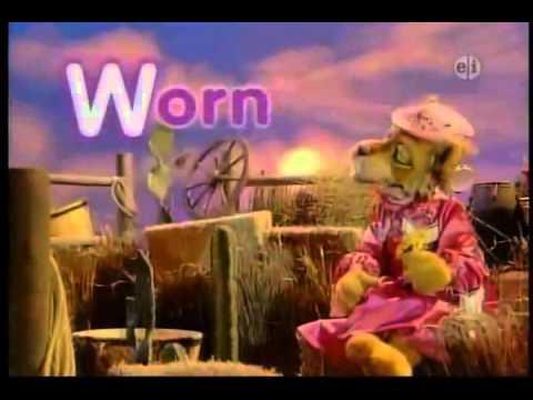 Between the Lions 1x09 Fuzzy Wuzzy Wuzzy