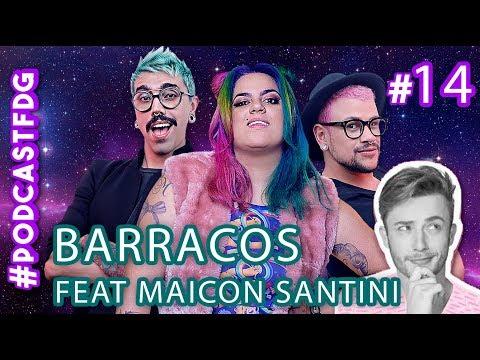 [ F D G #14 ] BARRACOS feat. Maicon Santini - Filhos da Grávida de Taubaté
