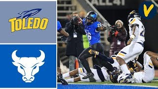 Toledo vs Buffalo Highlights | Week 13 | College Football 2019