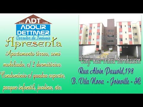 Apartamento Joinville Vila Nova 2137874