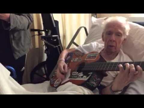 """Jimmy Luttrell """"Bye Bye Blues"""""""