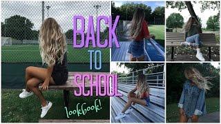 Back to School! // Fashion Lookbook