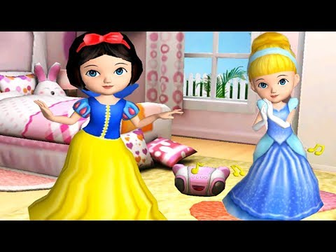 Ava the 3D Doll Gameplay - Fun Baby Princess Care & Makeover Games For Girls
