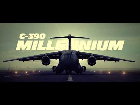The #Embraer C-390 Millennium