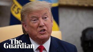 Donald Trump says strike against 'monster' Suleimani was retaliation