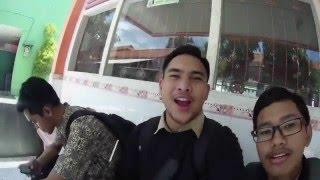 Vlog Trio Kutu di SMPN 1 BANGIL