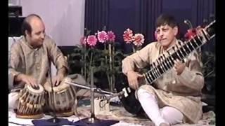 Pt. Budhaditya Mukherjee Vachaspati Madhyalaya Teentaal Gat