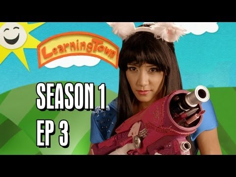 LearningTown Ep. 3 - Princess: A Sausage Party, Auditions to Utilize Ladies & A Big Jamaican Jerk