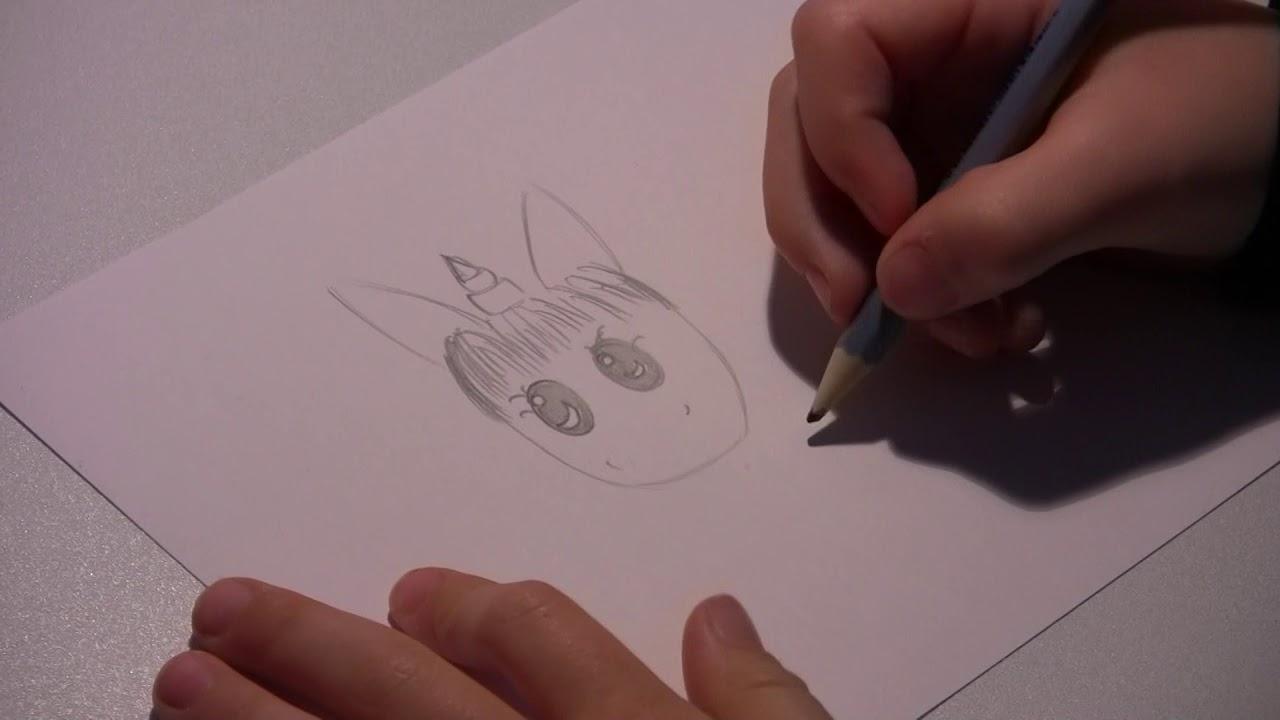 Einhorn Zeichnen How To Draw Unicorns Youtube