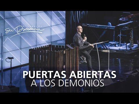 Puertas abiertas a los demonios - Andrés Corson - 10 Mayo 2015