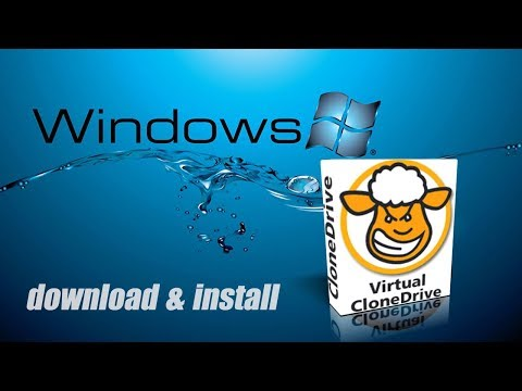 How To Download And Install Virtual CloneDrive On Windows