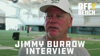 Jimmy Burrow on Joe Burrow's NFL Draft preperation