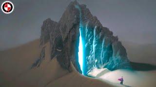 Ngỡ Chỉ Có Trên Phim Viễn Tưởng Nhưng Những Địa Điểm Kỳ Diệu Này Lại Thực Sự Tồn Tại Trên Trái Đất