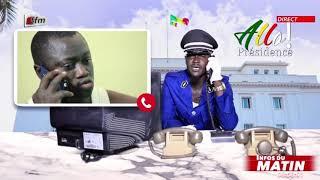 Infos du matin 04 Février 2021 - Allo Présidence avec Per bou Khar, Doyen & Ndiaye