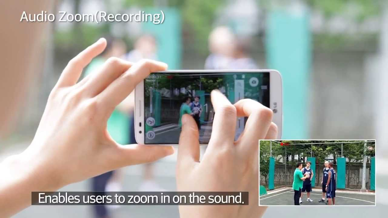 LG G2 camera features: OIS, 60fps Full HD video, Audio Zoom and ...