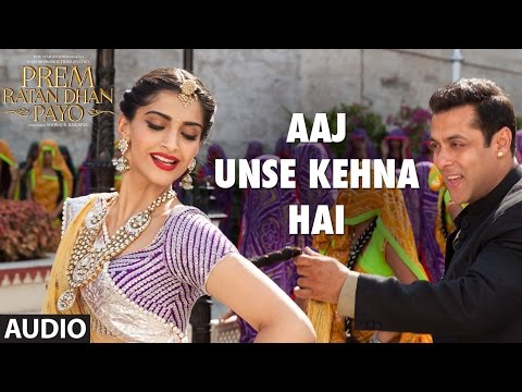 Prem Ratan Dhan Payo movie song lyrics