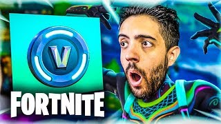 FORTNITE-I BOUGHT IT ALL AGAIN FROM SEASON 6! 30 000 VBUCKS et O