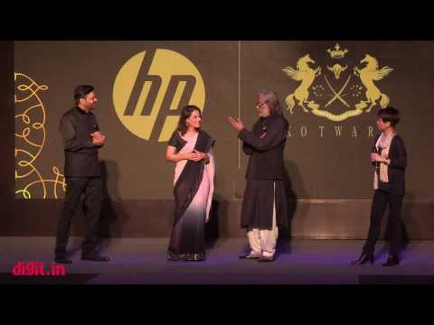 HP Spectre 13 Laptop Launch Event | Digit.in