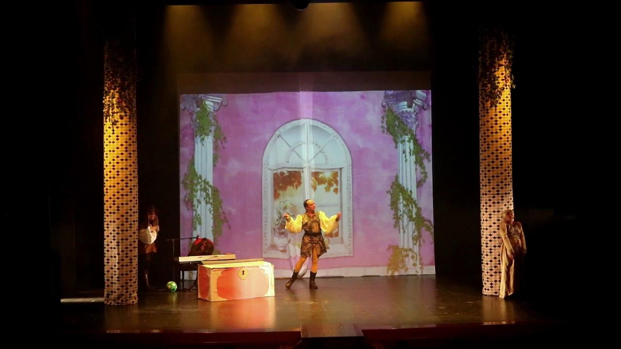 Resultado de imagen de Rapunzel llega al Auditorio Teobaldo Power
