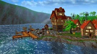 Java 3D Game Development 73: Harbour Town