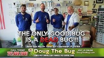 Doug The Bug | Termite, Pest Control & Do it Yourself Pest Control Store | 727.449.2847
