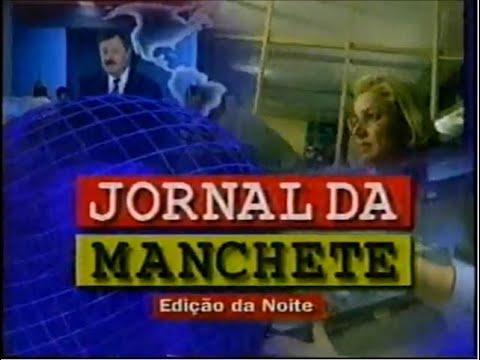 Intervalo Rede Manchete - Jornal da Manchete Edição da Noite - 30/04/1998 (1/4)