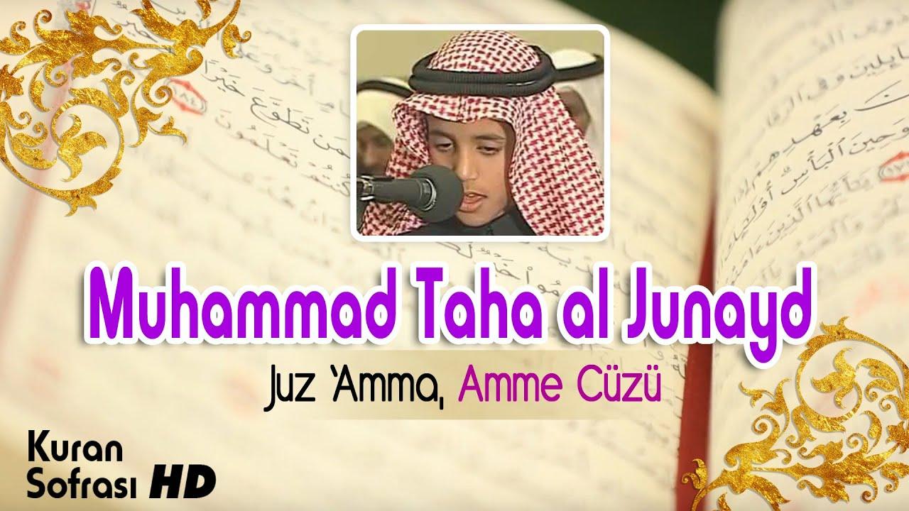Muhammad Taha Al Junayd - Juz 'Amma (30 Juz)