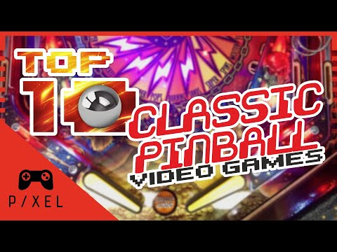 My TOP 10 Classic Pinball Video Games | Ep. 86 Mp3