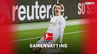 Sensationele comeback in strijd tussen Gladbach en Bayern 😱 | Samenvatting | Bundesliga