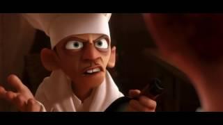 Ratatouille (2007) Funny Scene in Hindi Dubbed