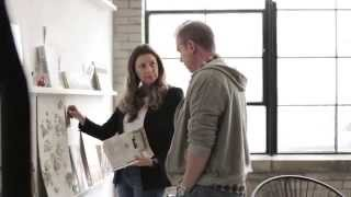Interior Design — Cool & Creative Interior Designer's Workspace & Artist's Studio(On http://houseandhome.com/tv, tour the soulful studio of designer Samantha Farjo and artist Peter Costello. Watch hundreds of other free TV segments here: ..., 2015-04-17T17:16:01.000Z)