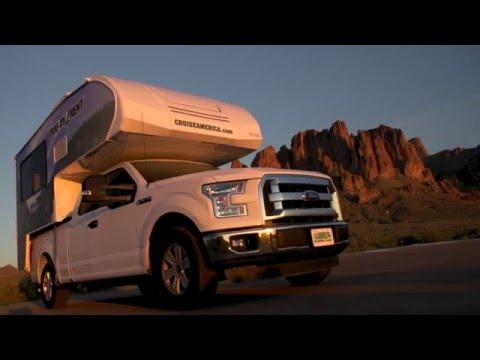 Cruise America Truck Camper