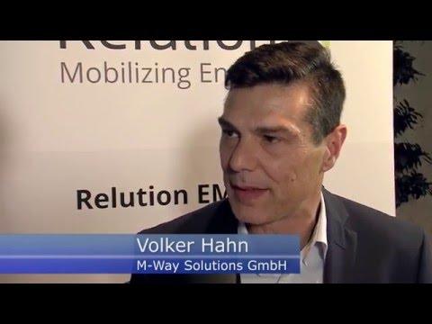 Venture Capital-Pitch: Die M-Way Solutions GmbH stellt sich vor - VC-BW 2016