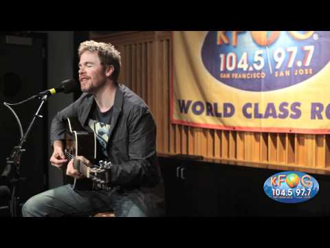 Josh Ritter - The Temptation Of Adam (Live at KFOG Radio)