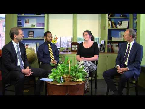 Online Office Hour with President Dan Porterfield (April 21, 2015)