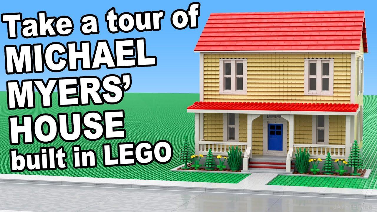 Custom Build Lego Simple Farm House CC YouTube