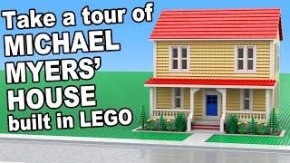 Custom Build - Lego Simple Farm House [cc]
