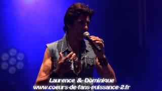 Jean Luc Lahaye - Il faudrait que tu reviennes - Longuenesse - 29 juin 2014