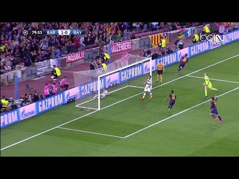 Lionel Messi Amazing Goal Humiliation Boateng by CHAWALI