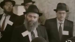 "Ches Tishrei, 5749 | Excerpt of Sicha to MIDF (BBC Documentary) - ח' תשרי תשמ""ט"