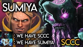 Sumiya Invoker God vs Sccc NUKER Tiny China Boss EPIC Fair Game Dota 2
