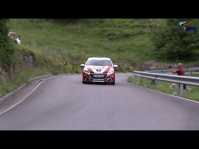 Volan FAPA 2019 - V Rally Picos de Europa - Alberto Sordo | 8º Clasificado