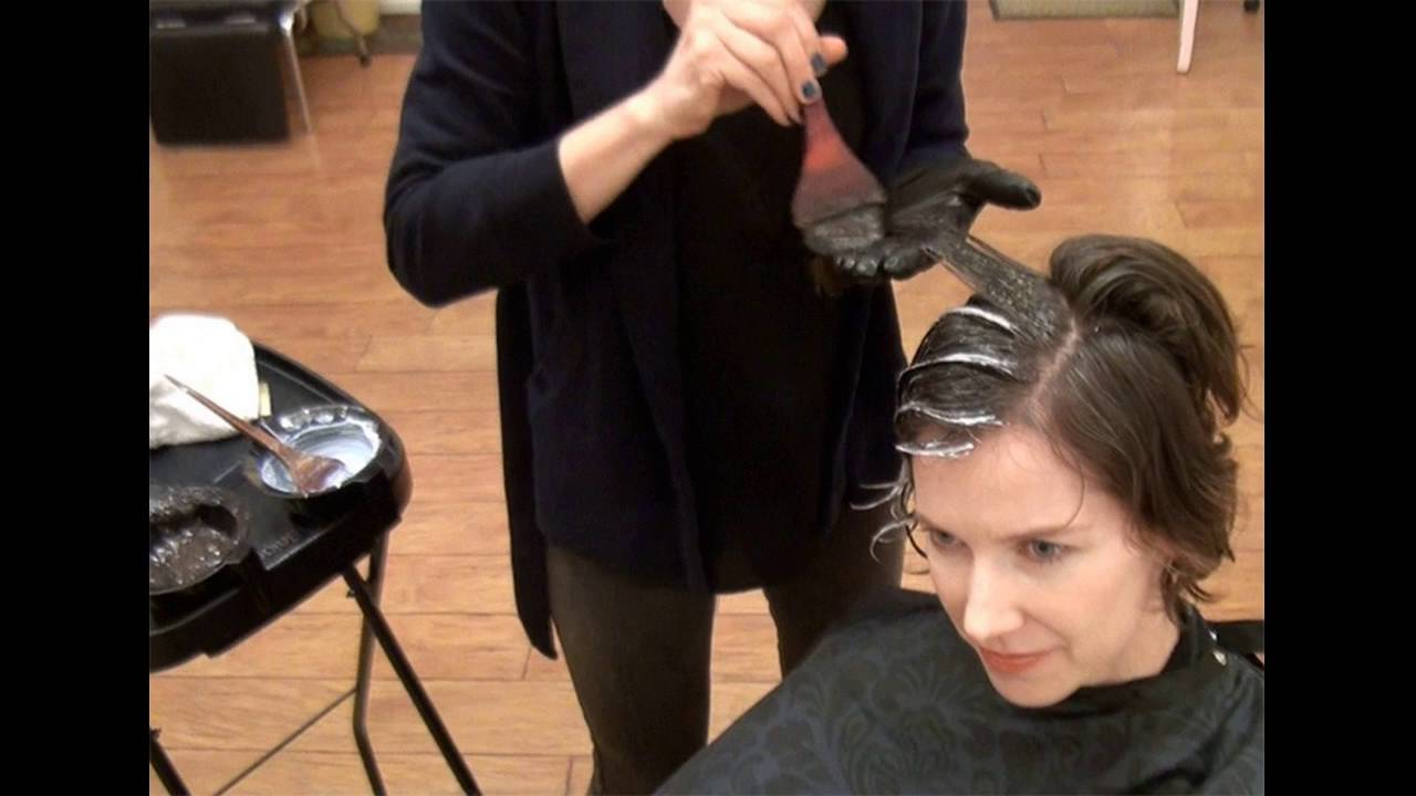 Herbal Time Is Best Natural Hair Colorant Available Places - YouTube