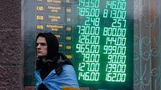 Ukrayna'daki ekonomik kriz derinleşiyor