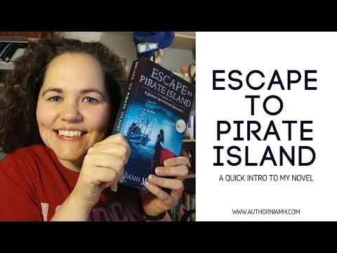 My Pirate Novel