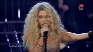 Arab Singer Sings (Whenever Wherever Shakira)