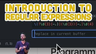2.1: Introduction to Regular Expressions - Programming with Text