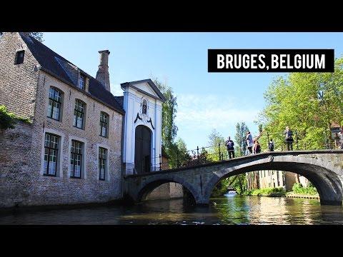 Teaser for Bruges, Belgium — #GoPro Hero 4